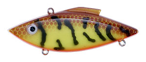 Bill Lewis Original Rat-L-Trap 1/2 oz 24 Chartreuse Crawdad