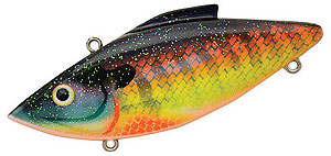 Bill Lewis Rat-L-Trap - Super Natural Series 253 - Sunrise Perch