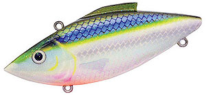 Bill Lewis Rat-L-Trap - Super Natural Series 260 - Blue Shiner