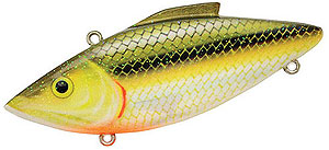 Bill Lewis Rat-L-Trap - Super Natural Series 261 - Fathead Minnow