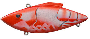 Bill Lewis Original Rat-L-Trap 1/2 oz 265 - Valentine Craw