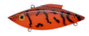 Bill Lewis Original Rat-L-Trap 1/2 oz 27 Orange Crawdad