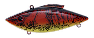 Bill Lewis Original Rat-L-Trap 1/2 oz 48 Red Crawfish Chartreuse Belly
