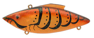 Bill Lewis Original Rat-L-Trap 1/2 oz 523 Pumpkin Craw