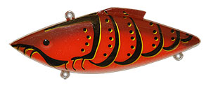 Bill Lewis Original Rat-L-Trap 1/2 oz 524 Creole Craw