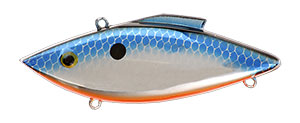Bill Lewis Original Rat-L-Trap 1/2 oz SY1 Chrome Shad