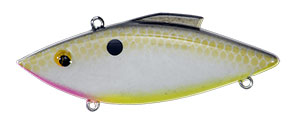 Bill Lewis Original Rat-L-Trap 1/2 oz SY3 White Shad