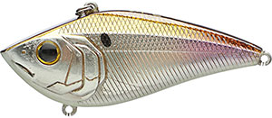 6th Sense Lures Snatch 70X Lipless Crankbait Live Chrome Shiner