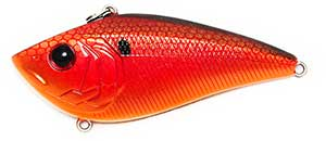6th Sense Lures Snatch 70X Lipless Crankbait Pro Red Shad