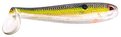 Strike King Shadalicious Swimbait 500 Clear Sexy Shad