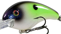 Strike King Pro-Model XD Crankbaits 456 - Apple Shad