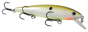 Strike King KVD Slash Bait Jerkbait 458 Turtle Shad