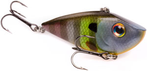 Strike King Red Eye Shad Crankbaits 651 - Neon Bluegill