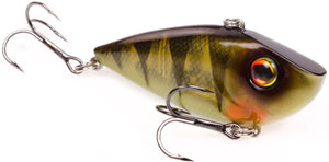 Strike King Red Eye Shad Crankbaits 680 - Yellow Perch
