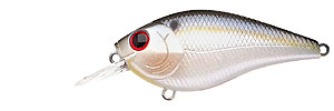Lucky Craft SKT Magnum Crankbait Series 183 - Pearl Threadfin Shad