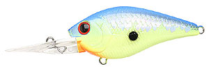 Lucky Craft SKT Series Crankbaits 155 - MS Crack Blue