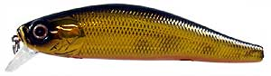Deps Spiral Minnow 01 - Black Gold