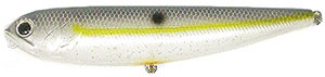 Lucky Craft Sammy  Series 172 - Sexy Chartreuse Shad