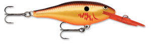 Rapala Shad Rap BCF - Bleeding Copper Flash