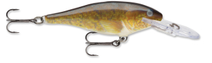 Rapala Shad Rap W - Walleye