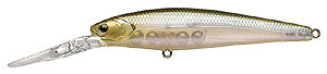 Lucky Craft Staysee 90SP 238 - Ghost Minnow