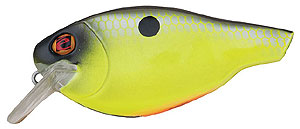 Sebile Square Bill Sunfish Yellow Shad