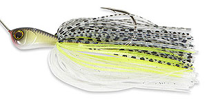 Jackall Super Eruption Spinnerbait Wakasagi