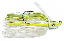 Strike King Tour Grade Swimming Jig 586 Sexy Blue Back Herring