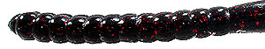 Tightlines UV Power Worms UV Black