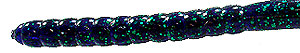 Tightlines UV Power Worms UV Purple