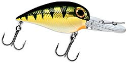 Storm Wiggle Wart Madflash 601 Chrome Yellow Perch