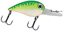 Storm Wiggle Wart Madflash 651 Green Fire UV