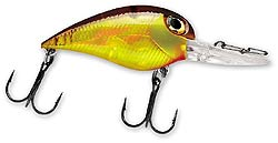 Storm Wiggle Wart Madflash 862 Honey Mustard