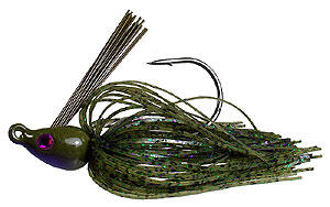 Venom Pro Series Swim-n-Jig Watermelon Candy/Purple Highlights