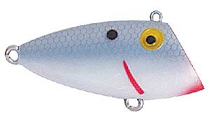 Heddon Bayou Boogie 001 - Threadfin Shad