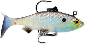 Storm Wild Eye Live Gizzard Shad NAT Natural