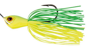 Molix Water Slash Spinnerbait 06 - Hot Chartreuse