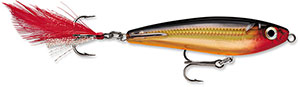 Rapala X-Rap SubWalk G - Gold