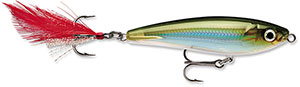 Rapala X-Rap SubWalk MBS Moss Black Shiner