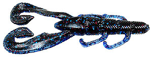 Yum F2 Mighty Craw 157 Virgo Blue