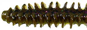 Venom Jumper Craw Green Pumpkin