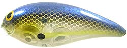 Norman Lures Deep Little N 268 - Clear Nutter Shad