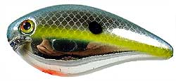 Strike King KVD Square Bill Crankbaits 514 Chrome Sexy Shad