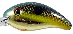 Strike King Pro-Model XD Crankbaits 620 - Gold Sexy Shad