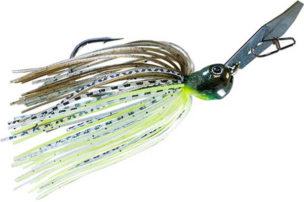 Z man evergreen chatterbait jack hammer for Hammer jack fish
