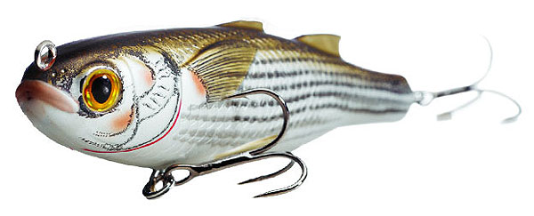 Koppers  Saltwater Series Mullet Twitchbait