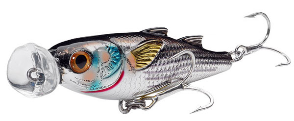 Koppers  Saltwater Series Mullet Popper