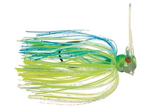 how to fish a scrounger jig