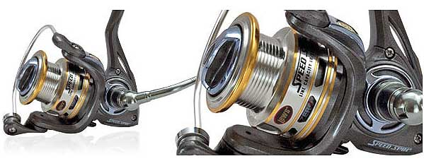 Lews Laser G2 Speed Spin Spinning Reel