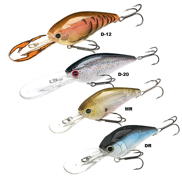 lucky craft lures lucky craft flat cb series crankbaits 2363